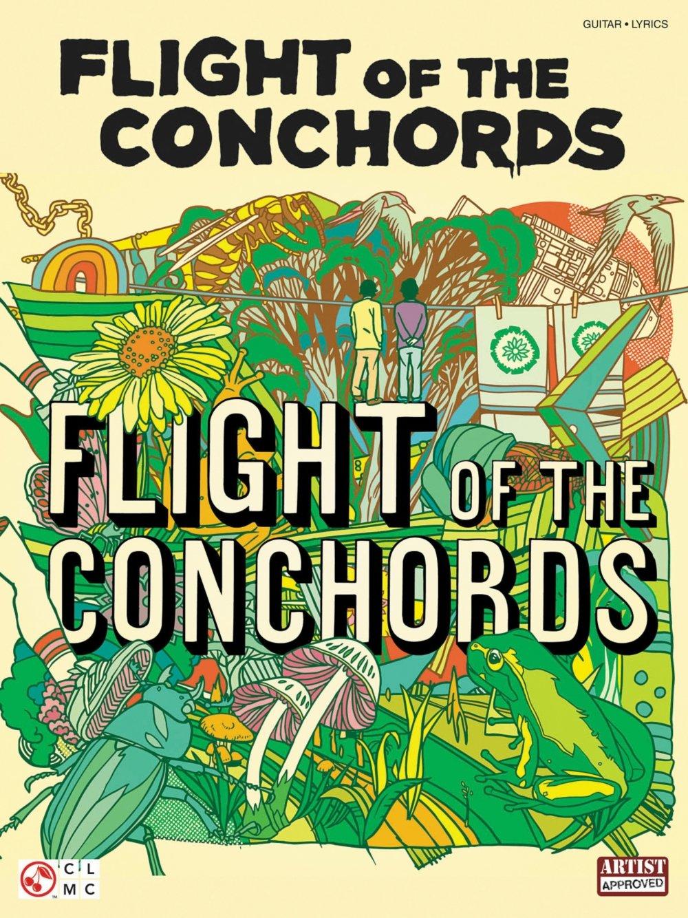Amazon Cherry Lane Flight Of The Conchords Easy Guitar Songbook