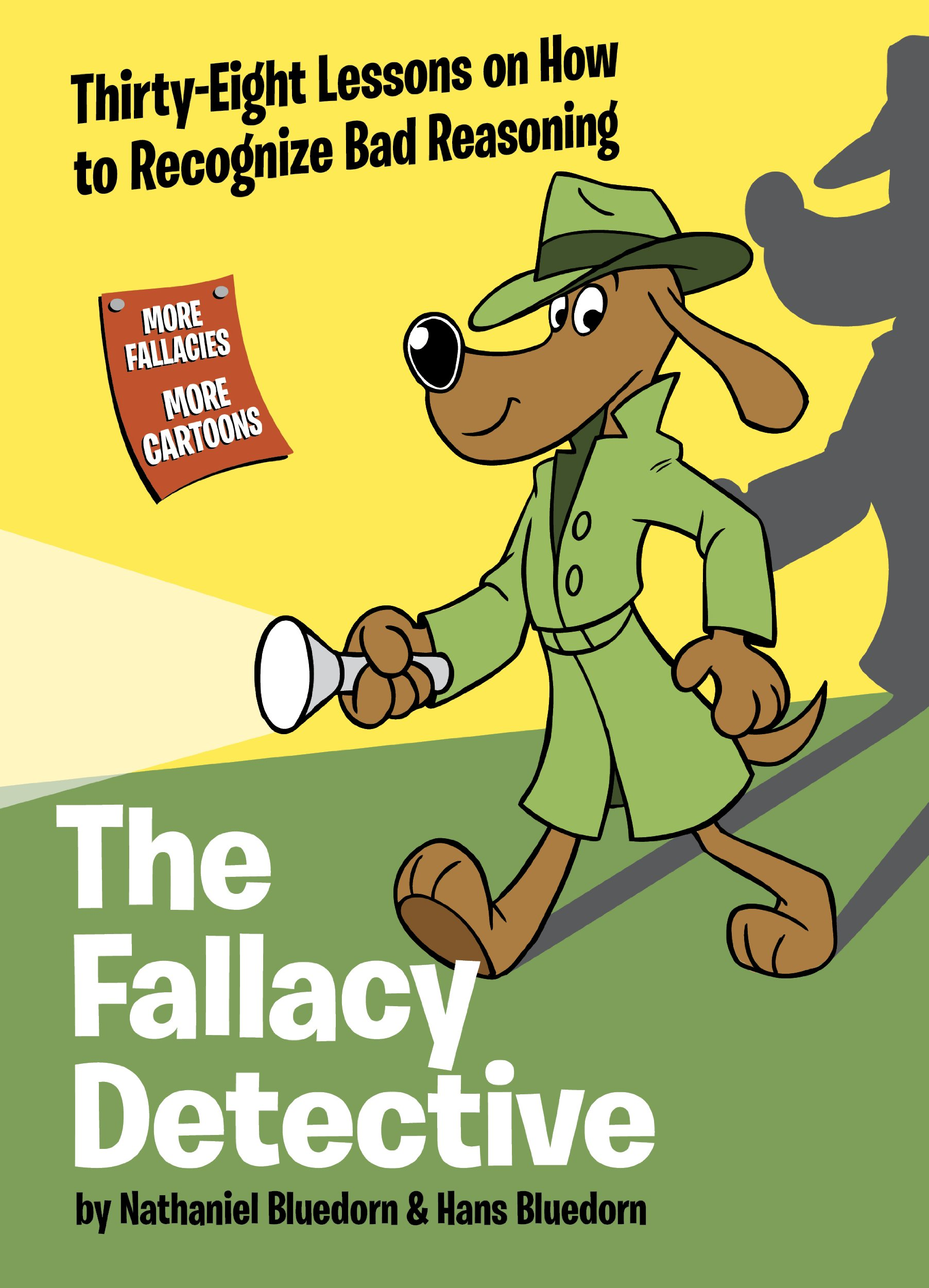 Image result for fallacy detective