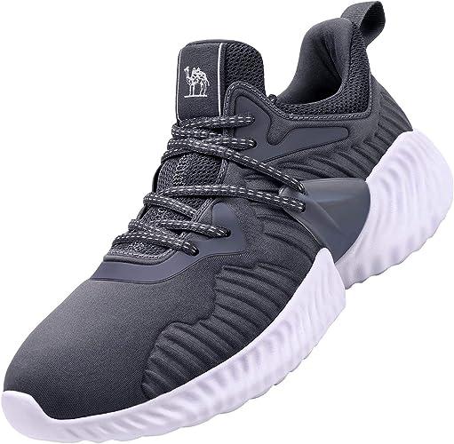 CAMEL CROWN Chaussures de Trail Homme Chaussures de Sport Homme Course Running Baskets