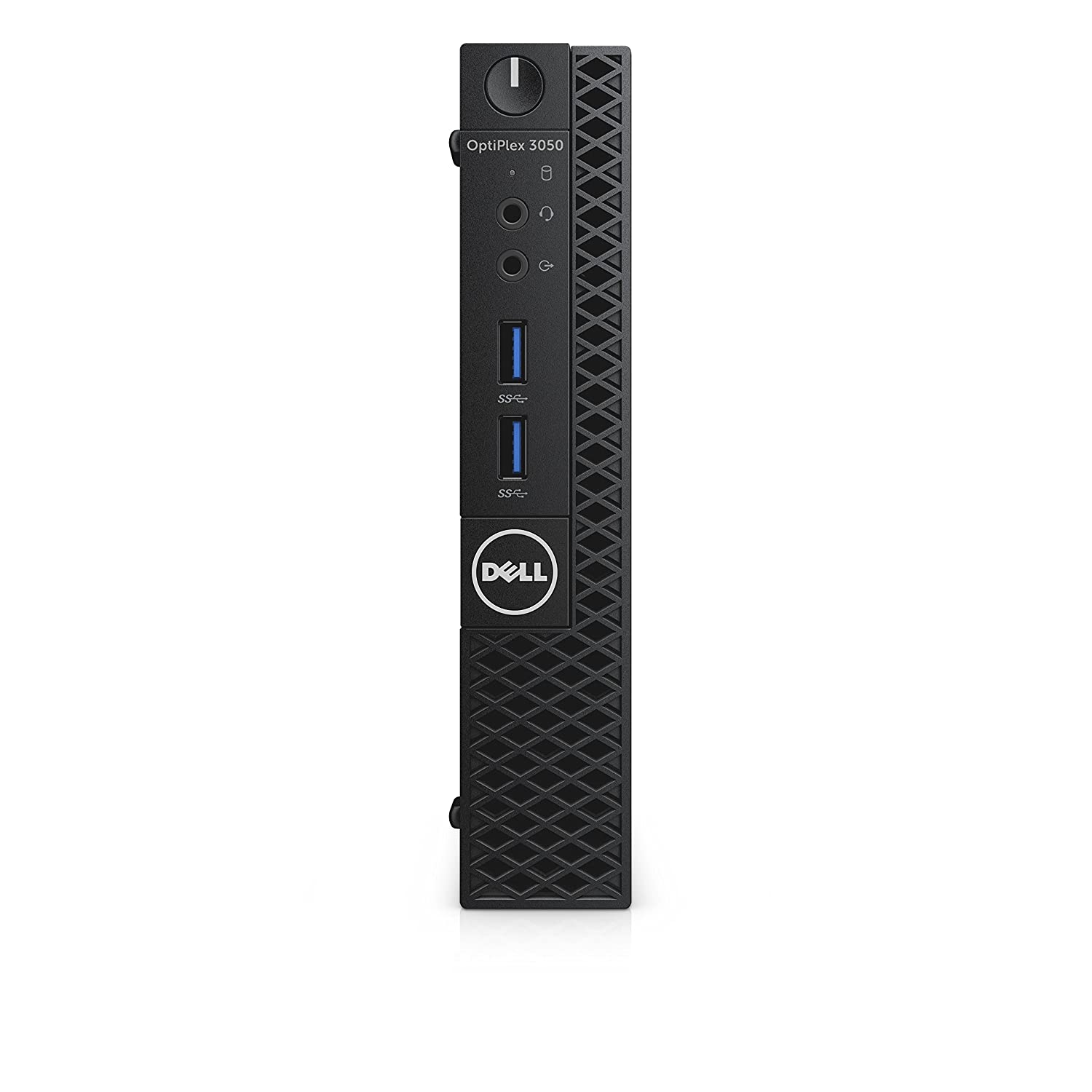 DELL OptiPlex 3050 2.70GHz i5-7500T WiFi Micro Torre Negro Mini PC - Ordenador de sobremesa (i5-7500T, 8GB, 256GB SSD, Windows 10 Pro)