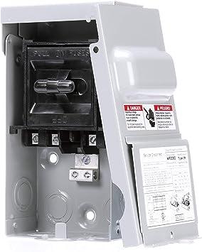 Siemens Wf2060 60 Amp Fusible Ac Disconnect Circuit Breakers Amazon Com