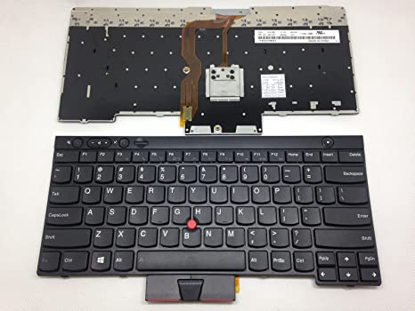 Amazon com: US Layout Replacement Keyboard for Lenovo Thinkpad X230