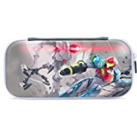 PowerA Slim Case for Nintendo Switch or Nintendo Switch Lite - Metroid Dread, Nintendo Switch OLED Model, protective…