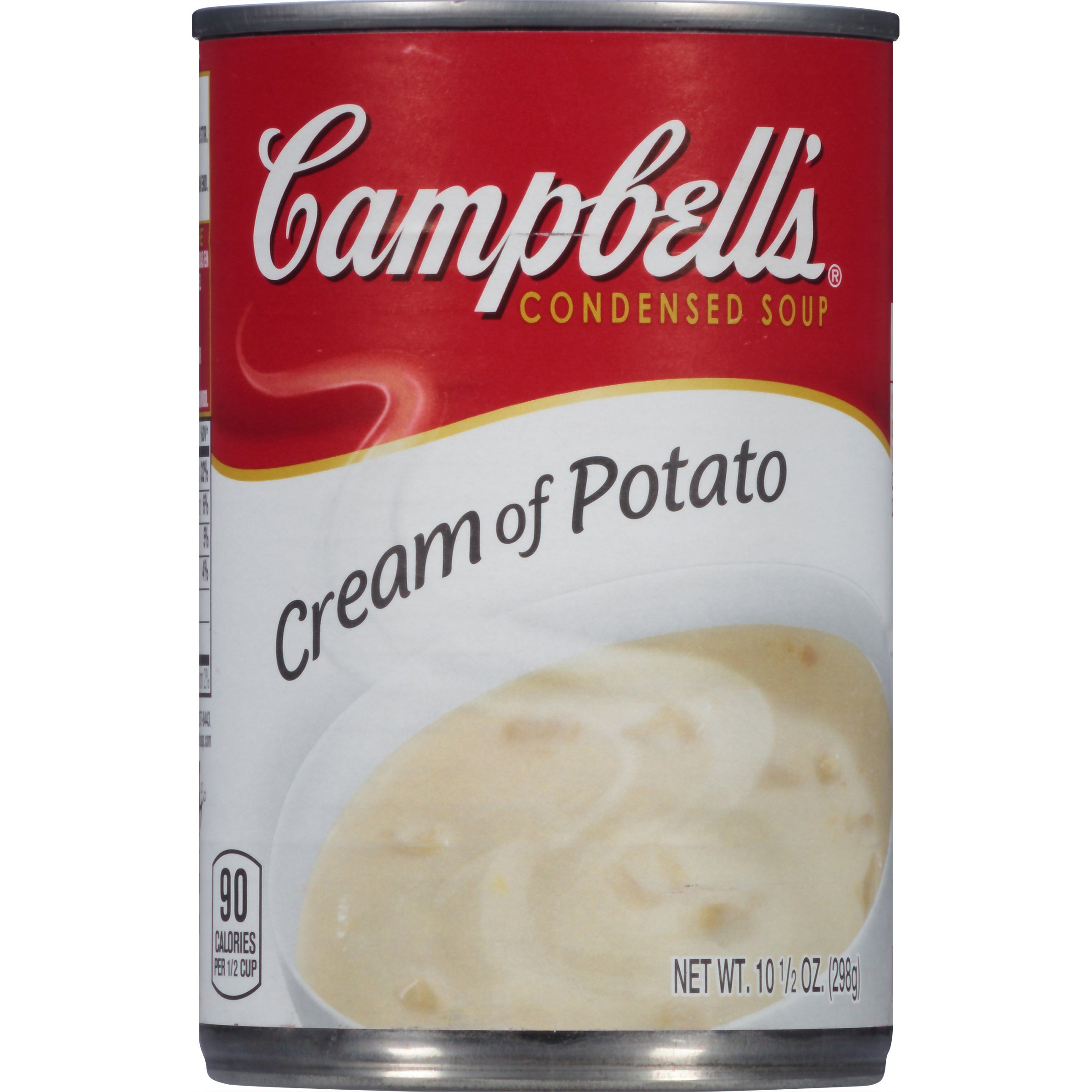 Campbell's Condensed Soup, Cream of Potato, 10.5 Ounce (Pack of 24)