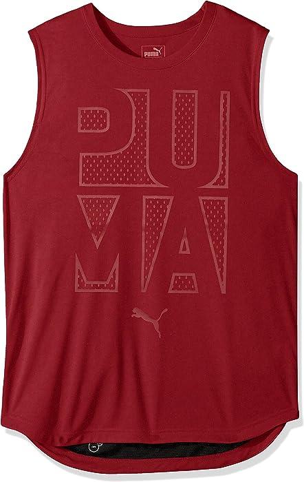 19773ad1bf66 PUMA Men s Energy Sleeveless T-Shirt