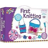 Galt First Knitting,Craft Kit