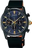 [セイコーウォッチ]SEIKO WATCH 腕時計 SPIRIT SMART スピリットスマート ジョジョの奇妙な冒険コラボレーション限定モデル NARANCIA ソーラー サファイアガラス 日常生活用強化防水 (10気圧) 【数量限定】 SBPY109 メンズ