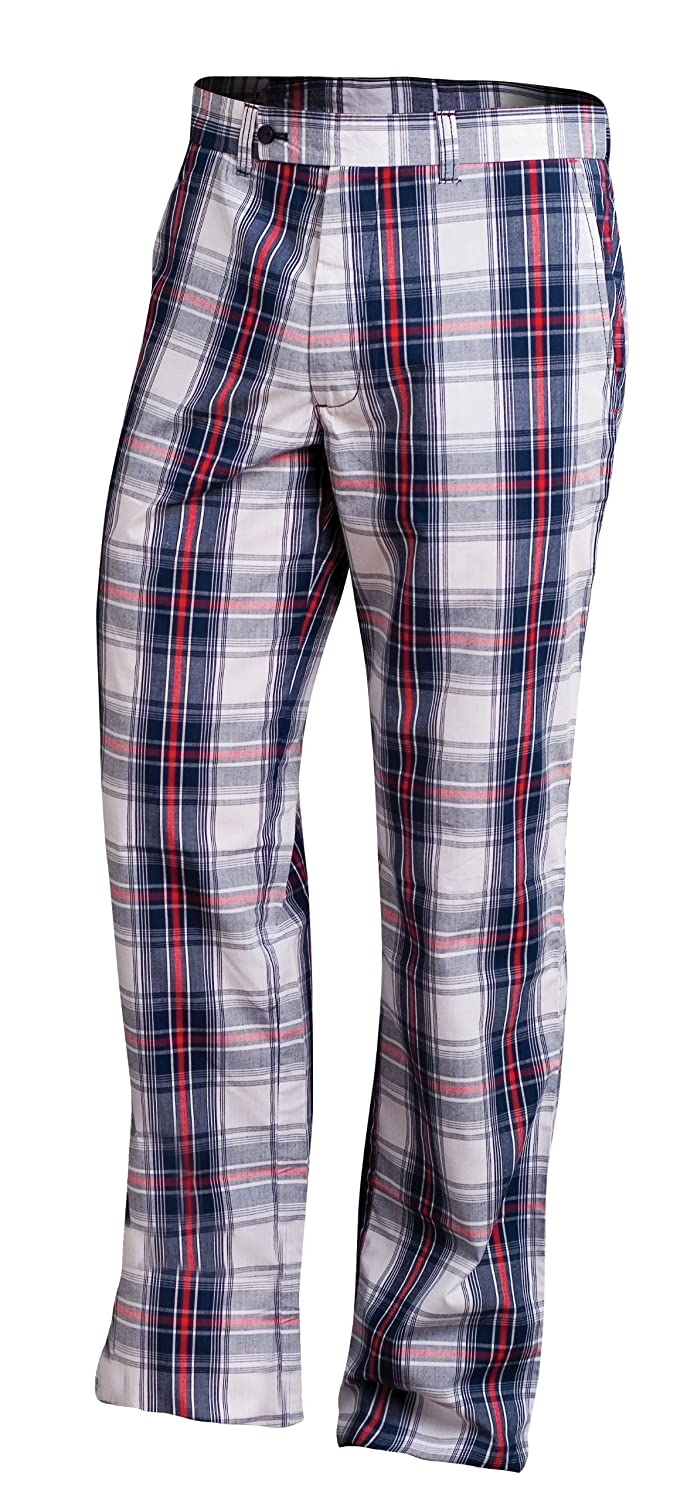 Fila Golf Herren Napoli Plaid Hose