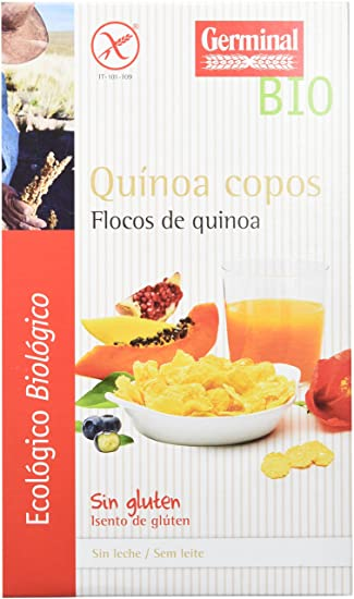 Germinal Copos de Quínoa - 200 gr