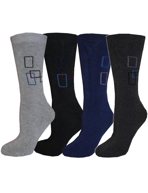 10 Paar Thermosocken schwarz grau blau