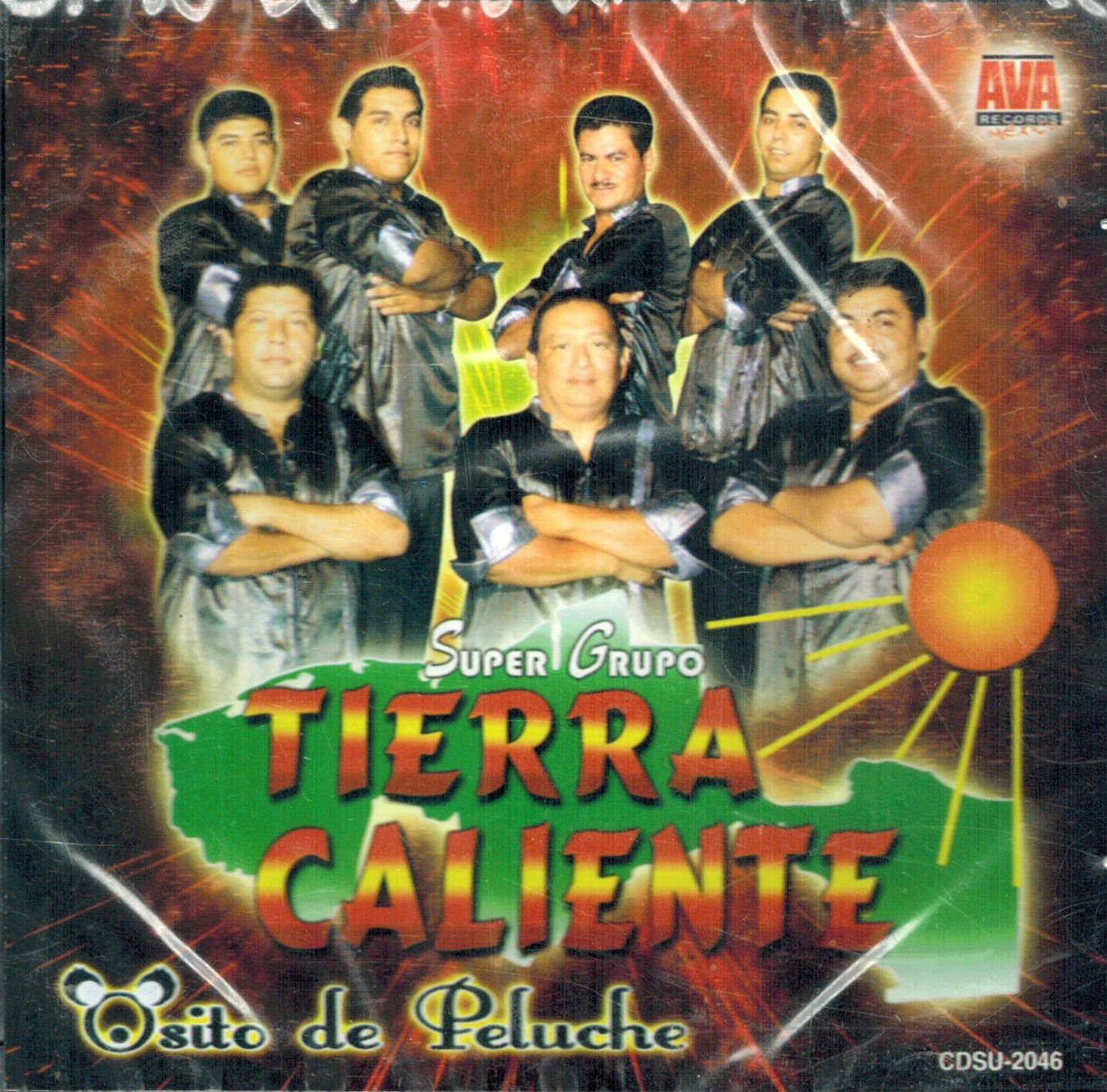 Super Grupo Tierra Caliente (Osito de Peluche) by Ava Records