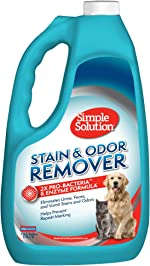 Simple Solution Pet Stain and Odor Remover   Enzymatic Cleaner with