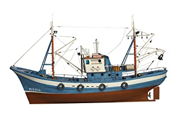 Disarmodel- Virgen del mar, atunero del cantábrico (020142 ...