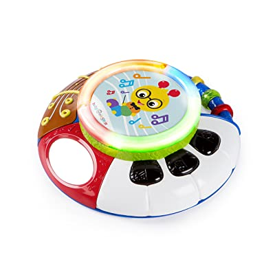Baby Einstein Music Explorer Musical Toy with Lights and Melodies, Ages 3 months + : Baby