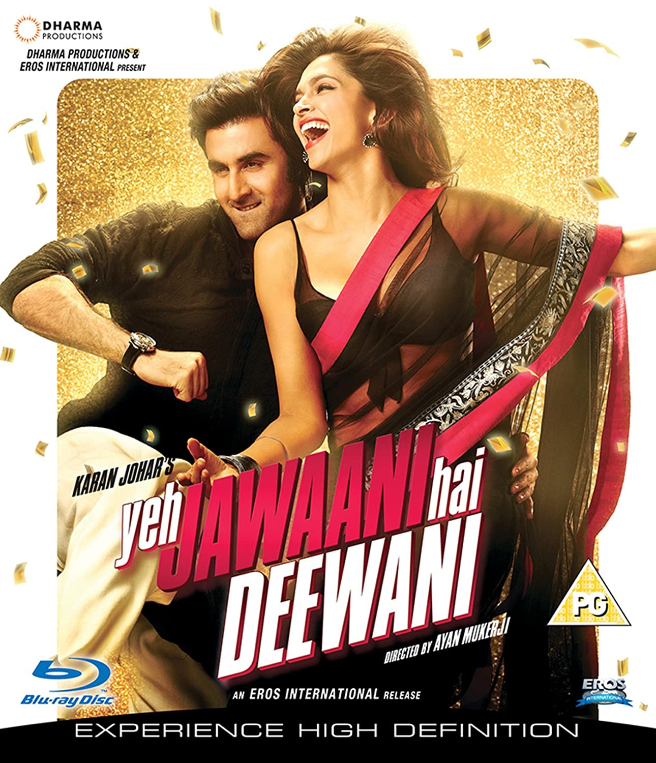 Amazon in: Buy Yeh Jawaani Hai Deewani DVD, Blu-ray Online at Best