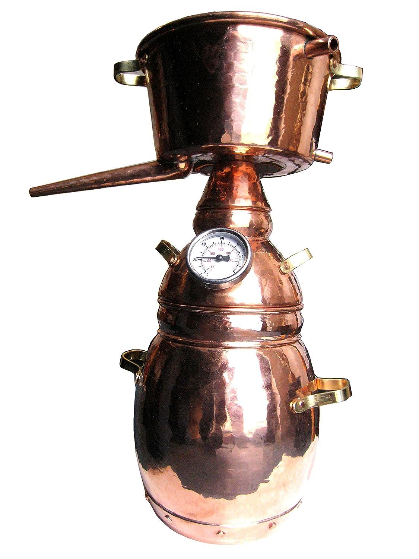 Preis Leistung Sieger 2l Destille kaufen zum Schnaps brennen