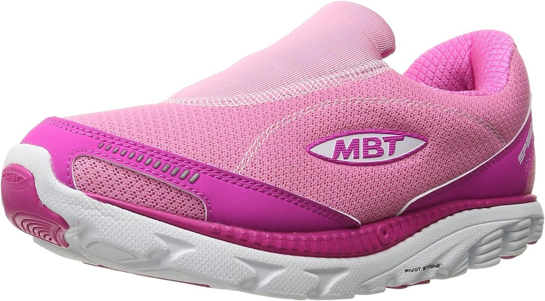 MBT Speed 16 Slip On W, Zapatillas de Deporte para Mujer, (Pink/Rhodamine), 37.5 EU: Amazon.es: Zapatos y complementos