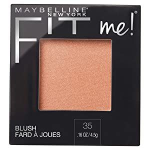 Maybelline New York Fit Me Blush, Coral, 0.16 fl. oz.