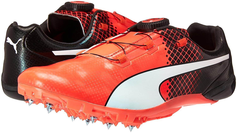 5a4ae43a6dc187 PUMA Men s Evospeed Disc Tricks Track Shoe