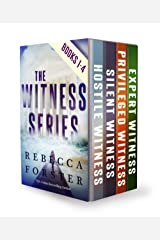 The Witness Series, Four Josie Bates Legal Thrillers: Books 1-4 Kindle Edition