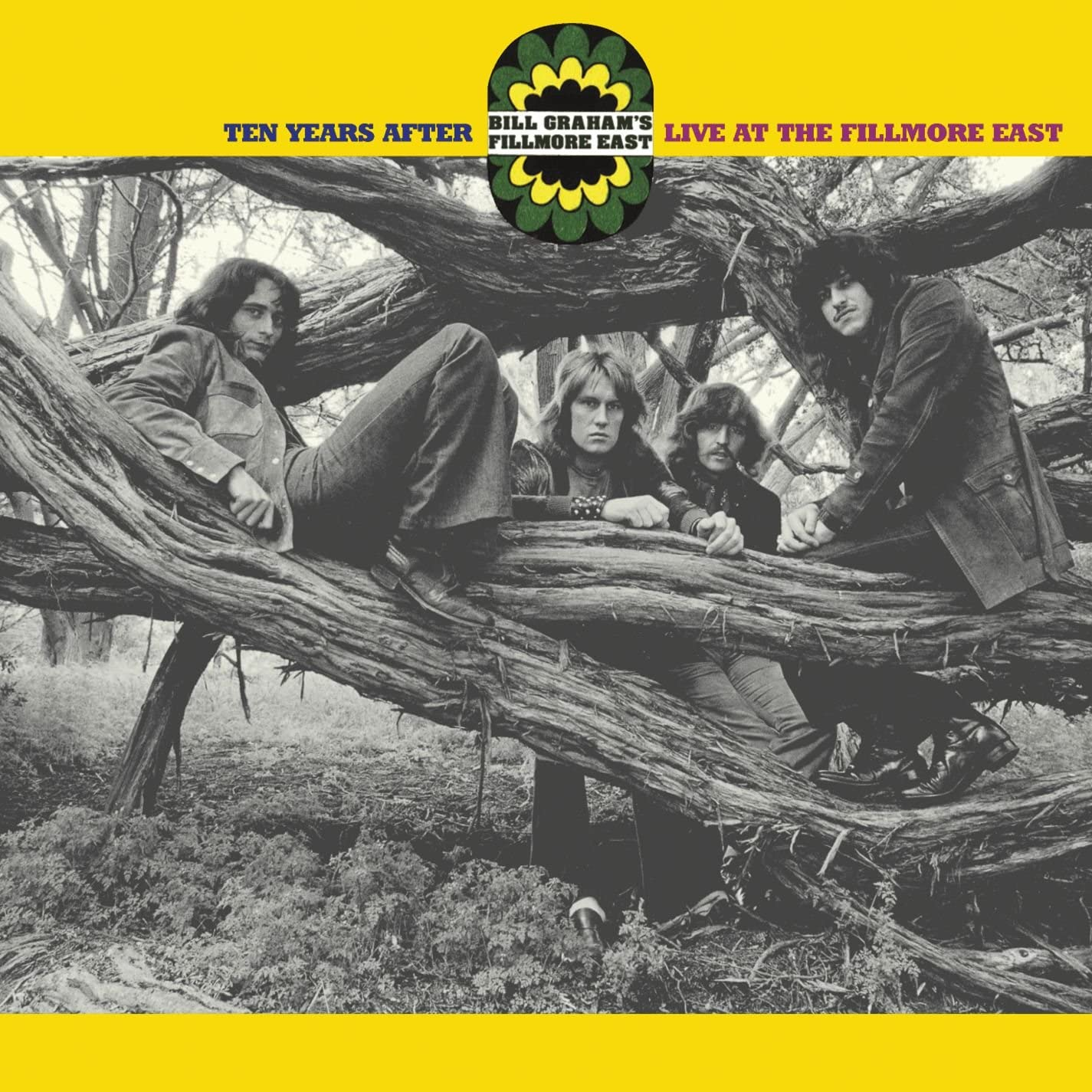 Live At The Filmore East Ten Years After Amazon Ca Music