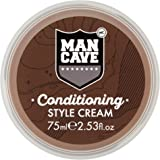 ManCave Natural Conditioning Style Cream 75ml