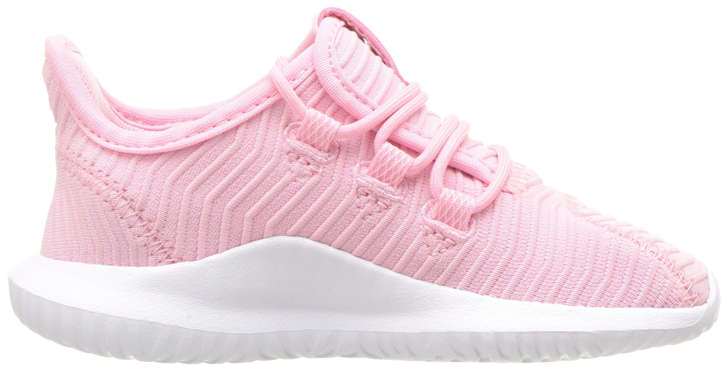 adidas Originals Baby Tubular Shadow Light Pink/White, 7K M US Toddler by adidas Originals (Image #6)