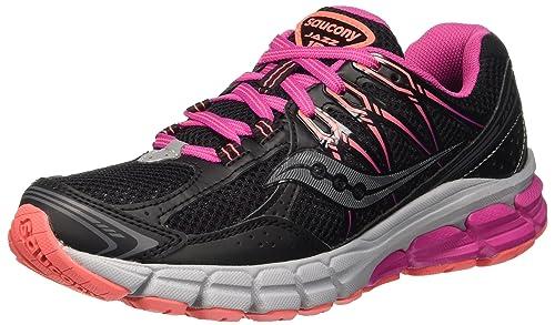 Saucony W Jazz 18 - Zapatillas de Deporte Mujer: Amazon.es: Zapatos y complementos