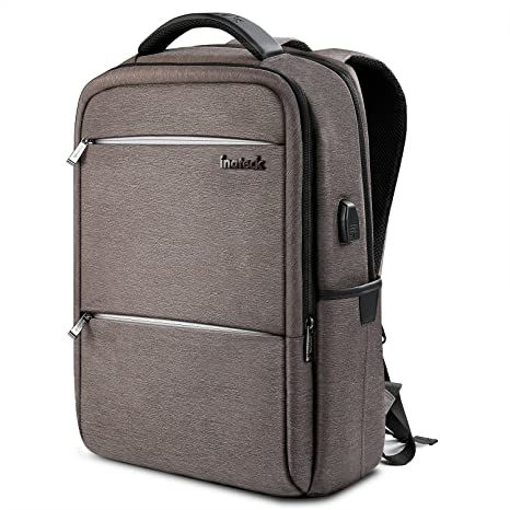 Amazon.com  Inateck Laptop Backpack with USB Charging Port 20b04a9c4fce5