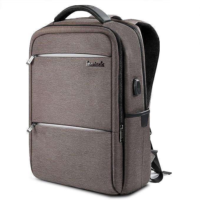 150 opinioni per Inateck Zaino per laptop da 15.6 pollici anti borseggio anti graffio con presa