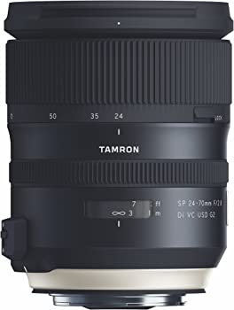 Tamron SP 24-70mm f/2.8 Di VC USD G2 Lens for Canon Mount