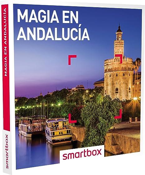 Smartbox - Caja Regalo para Adolescentes - Ideas Regalos Originales - Experiencias gastronómicas para Dos: 2 o 3 días en Andalucía: Amazon.es: Deportes y aire libre