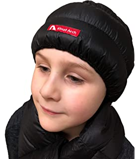 Sleeping Bags Beautiful Windproof Camping Tent Sleeping Bag Sleeping Hat Winter Thermal Down Cap Trooper Hunting Trapper Hat Unisex W/ Compression Sack