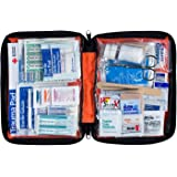 First Aid Only Outdoor First Aid Kit, Soft Case, 205-Piece Kit