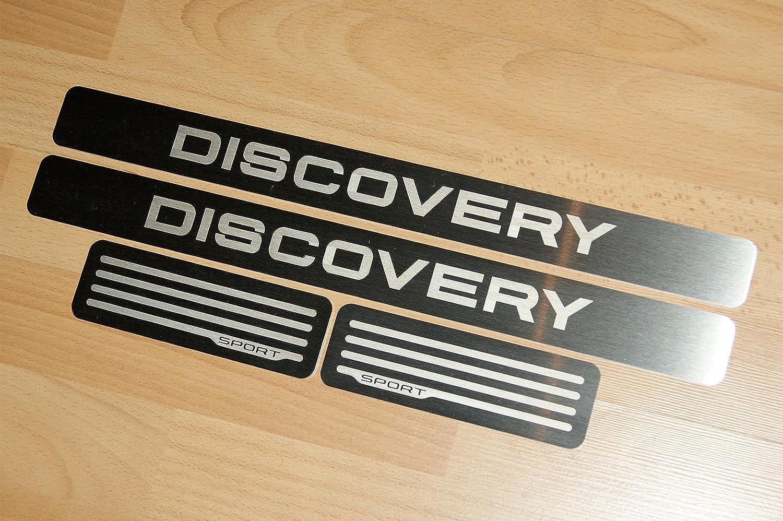 BARMECA Land Rover Discovery Sport Door Sill Plates Full Set of 4 BARMECA Automotive ISTANBUL tr