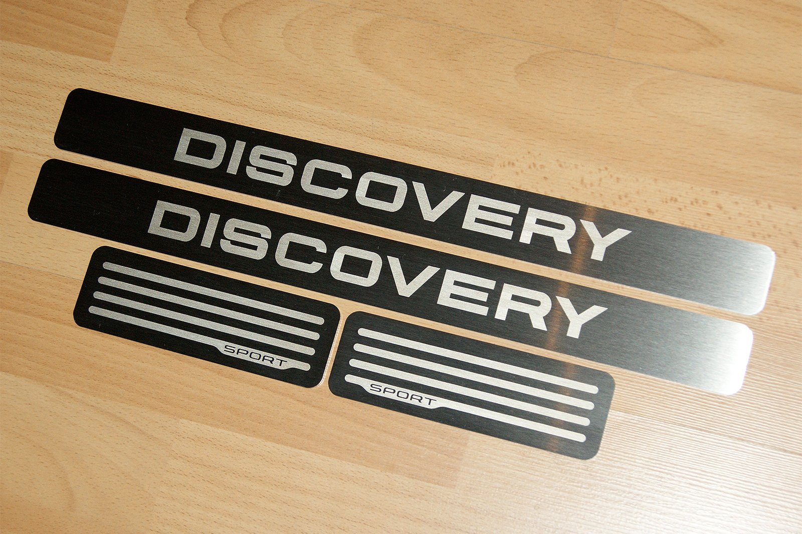 BARMECA Land Rover Discovery Sport Door Sill Plates Full Set of 4 by BARMECA (Image #1)
