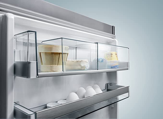 Siemens Kühlschrank Iq700 : Siemens iq kg fhi kühl gefrier kombination a kühlteil