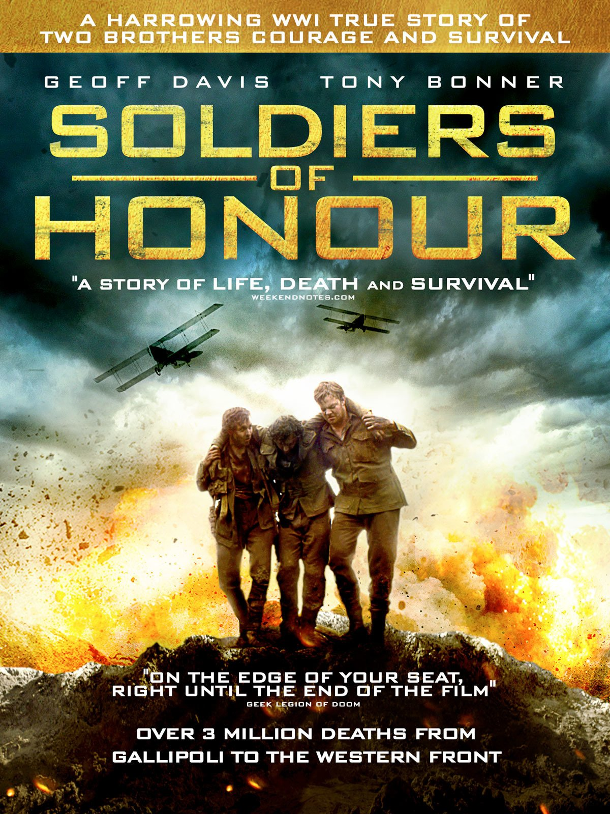 Soldiers of Honour
