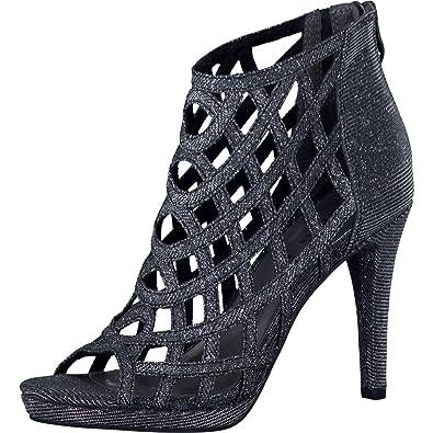 4680342af6230 Tamaris Schuhe 1-1-28388-38 Bequeme Damen Sandalette
