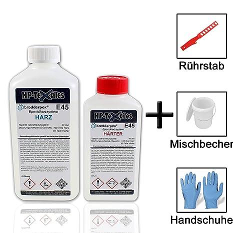 Beliebt Epoxidharz klar mit Härter 3kg | Transparentes Laminier HW93
