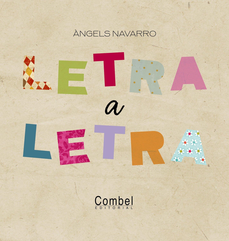 Letra a letra (Spanish Edition) pdf