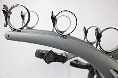 Saris 805 Bones 2-Bike Trunk Rack review