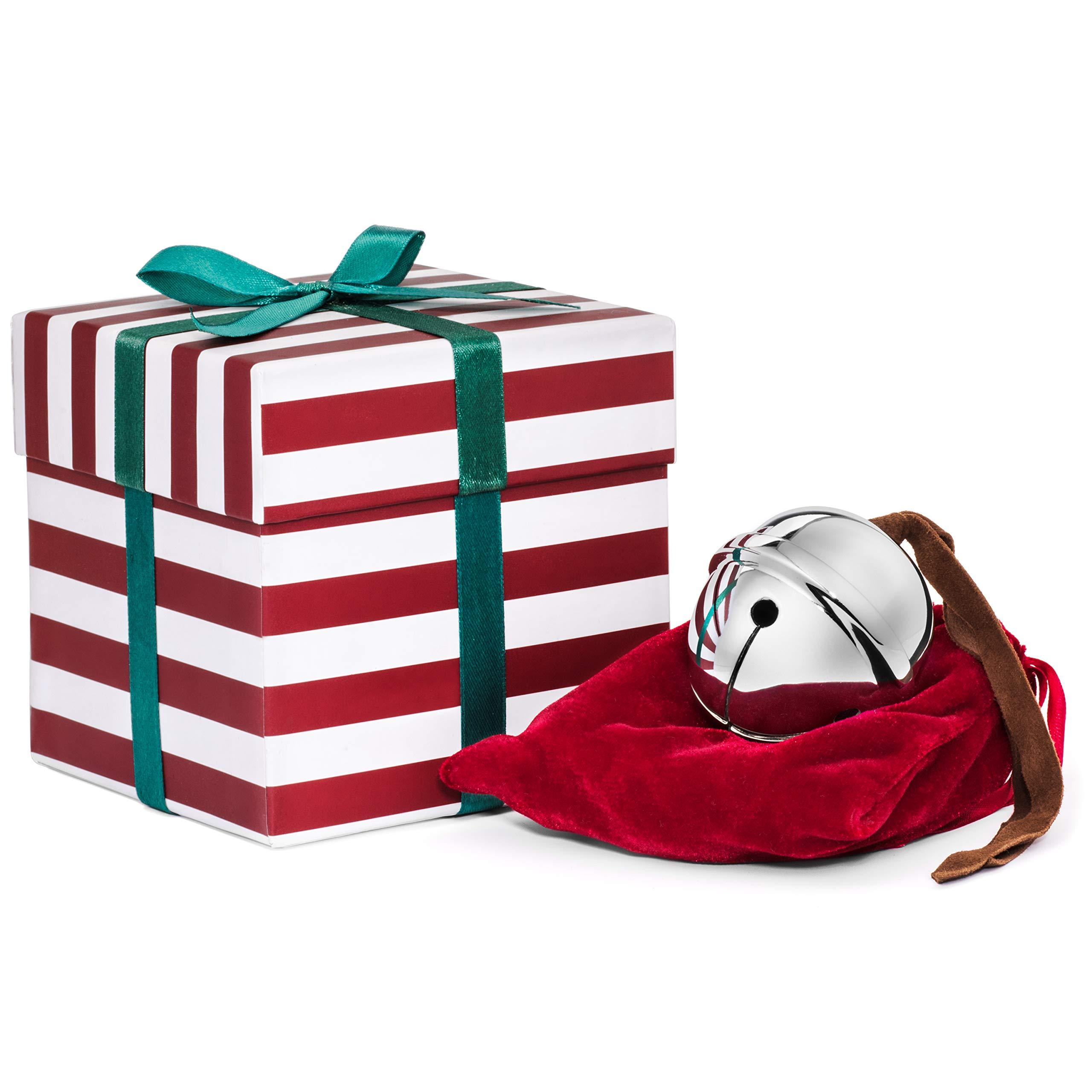 Magical Bells The Polar Express Sleigh Bell Gift Set