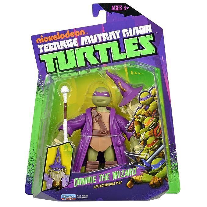 Teenage Mutant Ninja Turtles Donatello Wizard Live Action ...