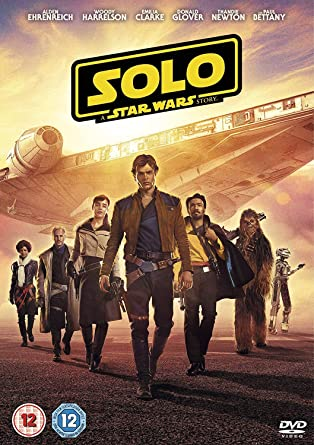 Image result for solo dvd