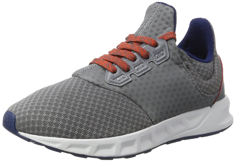 buy popular 125cc 28bcf adidas Falcon Elite 5 Xj, Trail Running Shoes Unisex Children, Grey (Silver Ftwbla Azumis),  UK 10  Amazon.co.uk  Sports   Outdoors
