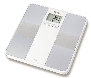 Tanita UM-073 - Báscula de análisis corporal, color blanco: Amazon.es: Hogar