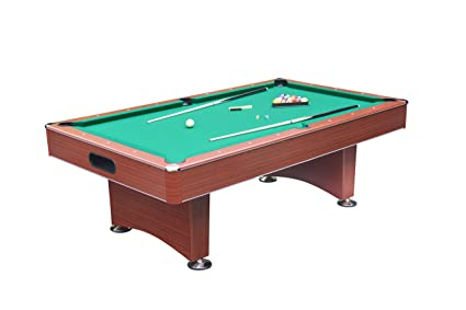 Amazoncom Carmelli Newport Deluxe Pool Table Sports Outdoors - Carmelli pool table