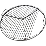 """BBQ Dragon Spin Grate Rotating Grill Grate for 22"""" Charcoal Grills - Instant Grill Grates Replacement for 22"""" Weber…"""