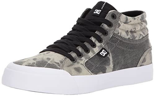 Hombre Evan Smith HI Zero, Negro / Blanco, 8.5 D D US